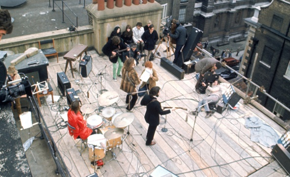 The Beatles (Rooftop)